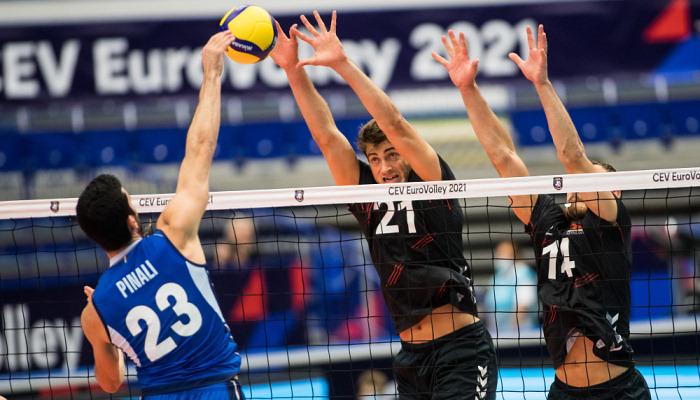 Определились все полуфиналисты чемпионата Европы по волейболу