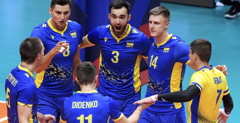 Україна програла Польщі в заключному матчі групового етапу чемпіонату Європи з волейболу