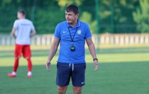 Радионов покинул пост главного тренера Виктории