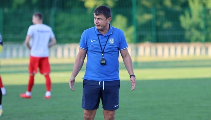 Радіонов покинув пост головного тренера Вікторії