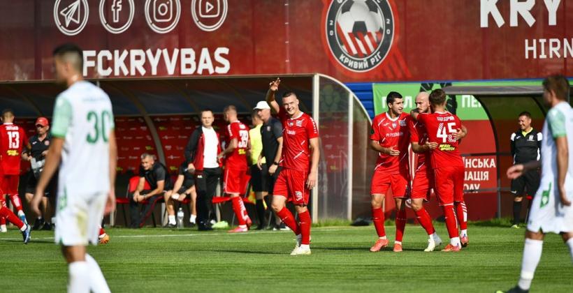 Особистості та цифри 8-го туру Першої ліги: Ярошенко, Шастал, Хагназарі, Галата та містер-покер Кривбасу