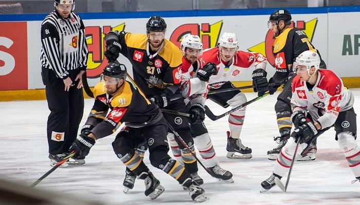 Донбас поступився французькому Руану в третьому матчі хокейної Ліги чемпіонів