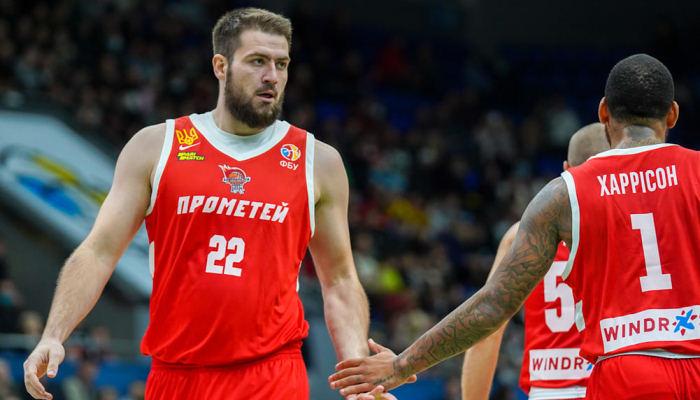 Прометей зіграє з Людвігсбургом у баскетбольній ЛЧ у Києві