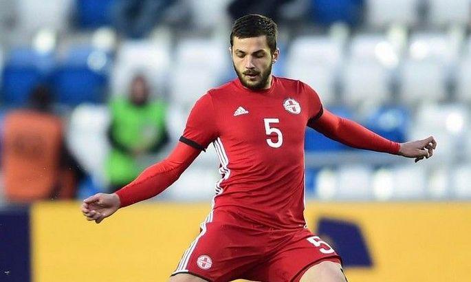 Грузія в дебютному матчі Цитаїшвілі програла Косово