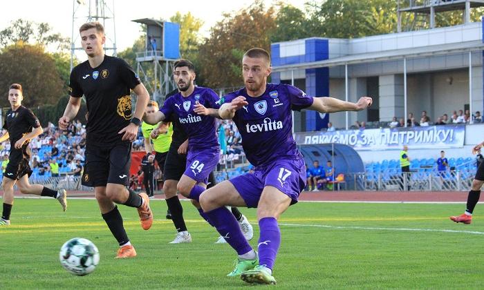Загорулько, Бондар, Прийомов і найкращий розпасівник туру: вся збірна 8-го туру Другої ліги