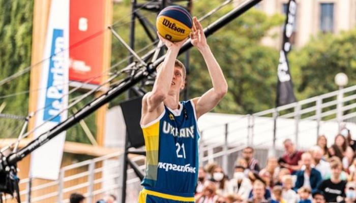 Мужская и женская команды Украины по баскетболу 3х3 проиграли в 1/4 финала чемпионата Европы