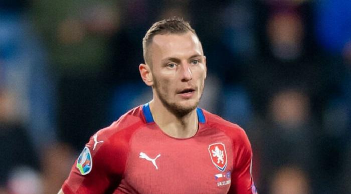 Захисник збірної Чехії Цоуфал: Хочу подякувати українським фанатам, які створили фантастичний фон