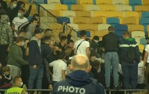 Відкрито кримінальне провадження за фактом хуліганських дій на матчі Динамо – Олександрія