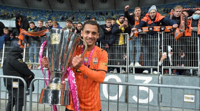 Патрик: Теперь сконцентрированы на победе в чемпионате и Кубке Украины