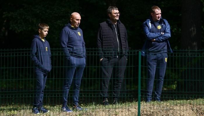 Ярославский: Основная цель академии Металлиста — воспитать футболистов для первой команды