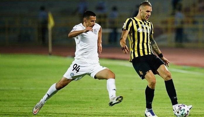 Хльобас забив дебютний гол за казахстанський Ордабаси