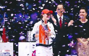 Барти, Соболенко и Крейчикова отобрались на Итоговый турнир WTA