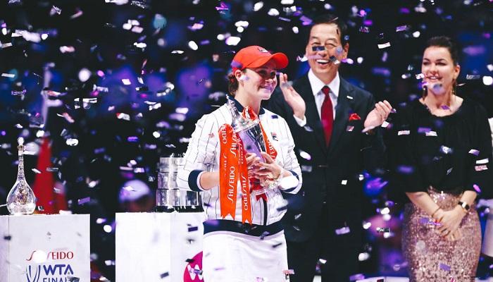 Барті, Соболенко і Крейчикова відібрали на Підсумковий турнір WTA