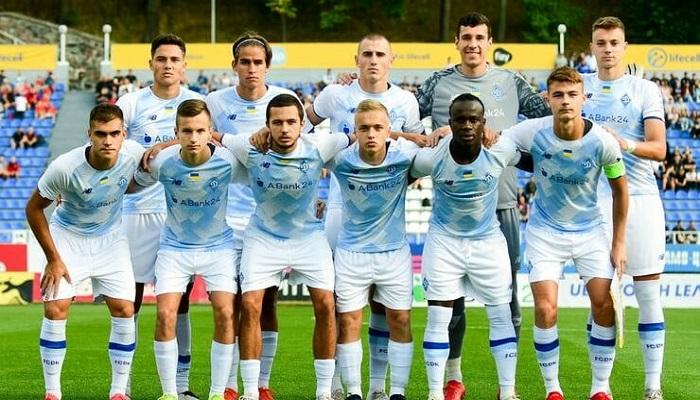 Динамо на выезде разгромило Баварию в Юношеской лиге УЕФА