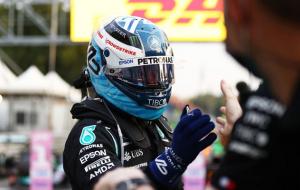 Боттас стартует в Сочи с 17-го места из-за замены элементов двигателя