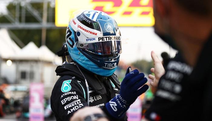 Боттас выиграл спринтерскую гонку в рамках Гран-при Италии, Хэмилтон — пятый
