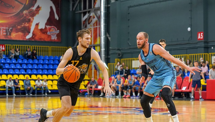 Киев-Баскет разгромил Днепр в стартовом матче Кубка Прометея