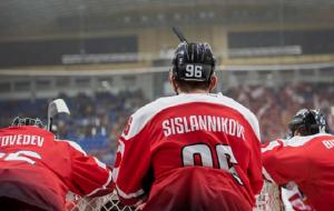 Дебютна перемога Донбасу в хокейній Лізі чемпіонів (відео)