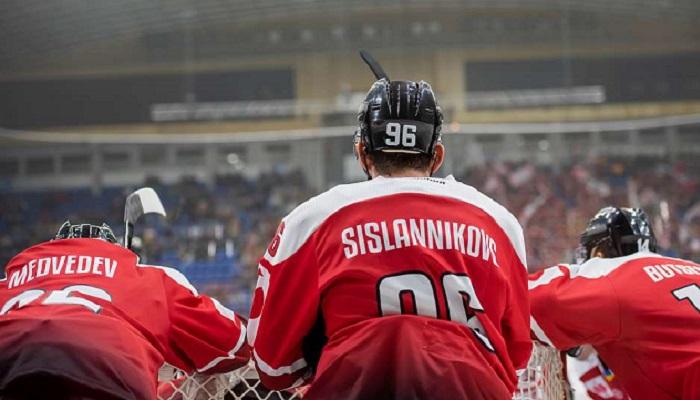 Донбас в овертаймі поступився датському Рунгстеду в хокейній Лізі чемпіонів