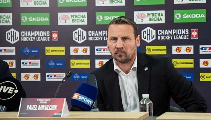 Тренер Донбасу Мікульчик: Розраховуємо на максимальну дискваліфікацію Денискіна