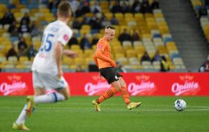 Матвиенко наложили девять швов после матча с Динамо