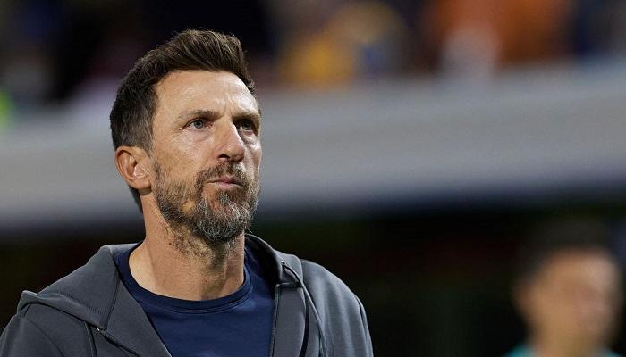 Ді Франческо звільнений з посади головного тренера Верони