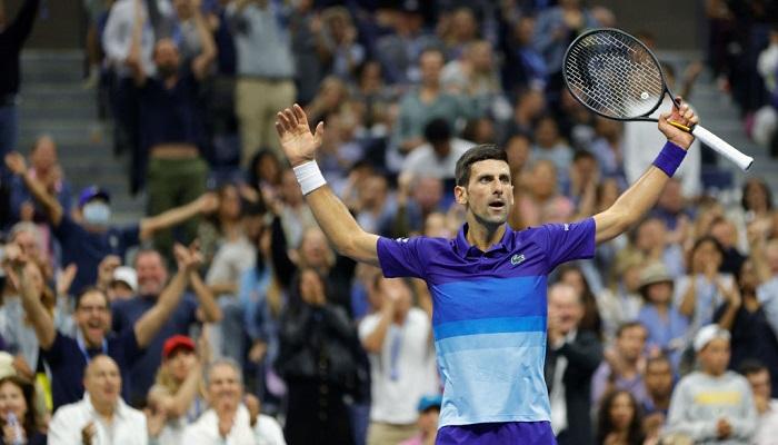 Джокович повторил рекорд Федерера по числу финалов на турнирах Большого шлема