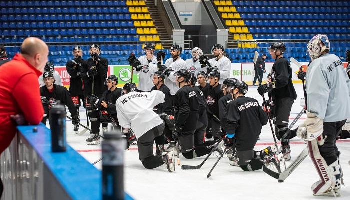 Донбас сьогодні стартує в хокейній Лізі чемпіонів