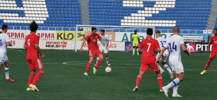 Динамо розгромило Бенфіку на старті Юнацької ліги УЄФА
