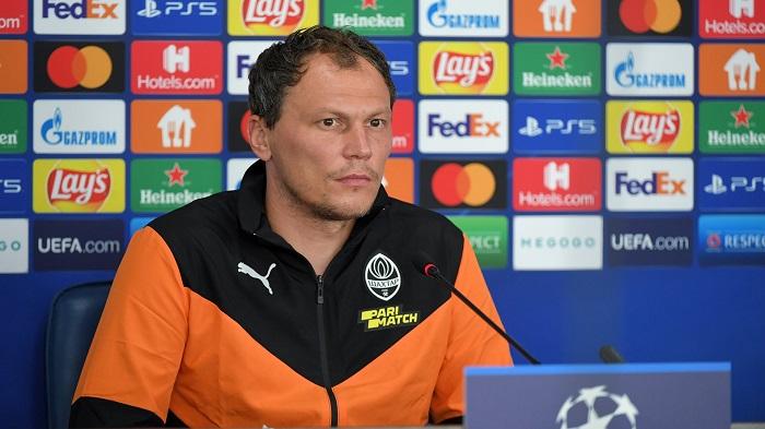 Пятов зіграв 70-й матч у фінальній частині Ліги чемпіонів