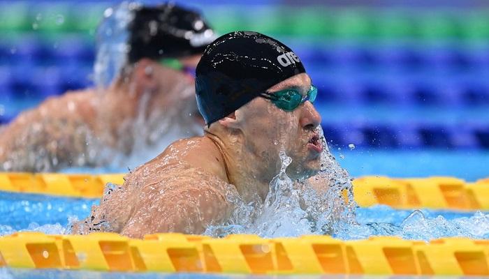Українці Федина та Матло стали медалістами Паралімпіади в плаванні