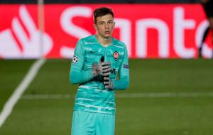 Трубін: За рахунку 3:0 в матчі з Реалом було страшно, хотів, щоб цей поєдинок швидше закінчився