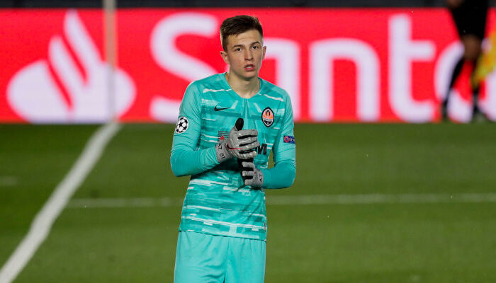 Трубин: При счете 3:0 в матче с Реалом было страшно, хотел, чтобы этот поединок скорее закончился