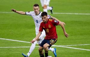 Косово – Іспанія. Відео огляд матчу за 8 вересня