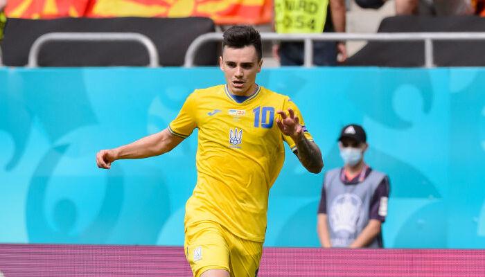 Шапаренко забив дебютний гол за збірну України (відео)