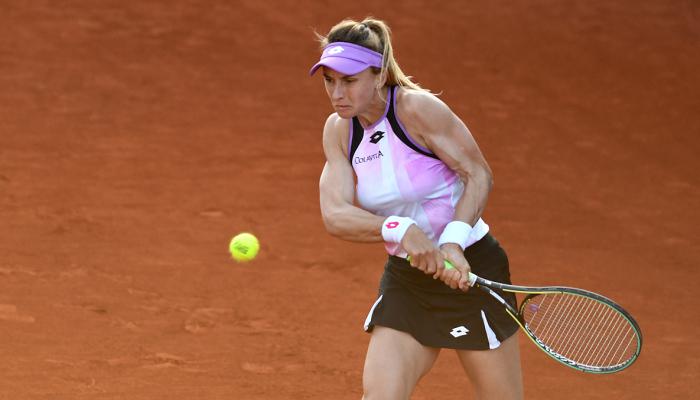 Цуренко вышла в основную сетку турнира в Люксембурге