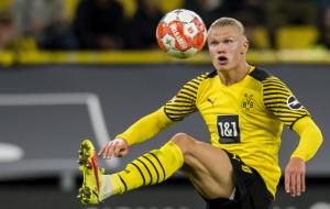 Холанд признан лучшим игроком Бундеслиги в августе