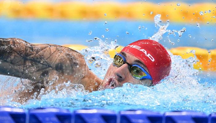 Плавець Крипак виграв п'яту золоту медаль Паралімпіади в Токіо