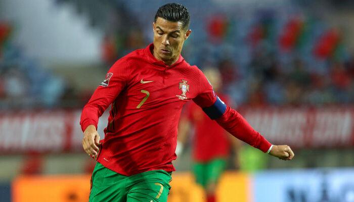 Исторический дубль Роналду принес Португалии победу над Ирландией