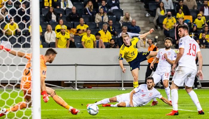 Іспанія несподівано програла Швеції у відборі на ЧС-2022