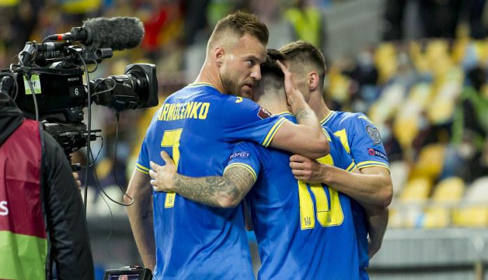 Украина – Босния и Герцеговина к когда и где смотреть трансляцию матча отбора ЧМ-2022