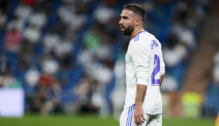 Карвахаль отримав травму в матчі з Валенсією