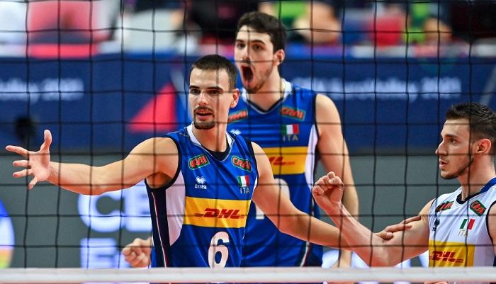 Італія стала чемпіоном Європи з волейболу