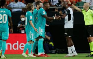 Реал здобув вольову перемогу над Валенсією і одноосібно очолив Прімеру