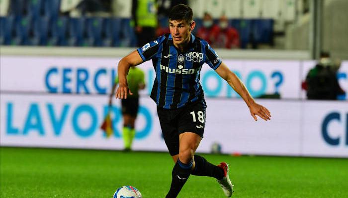 Маліновський – в старті Аталанти на матч Серії А проти Інтера