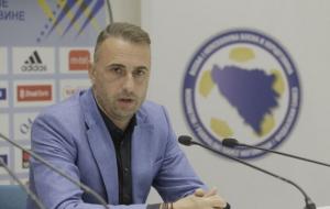 Босния и Герцеговина объявила список игроков на матчи против Украины и Казахстана