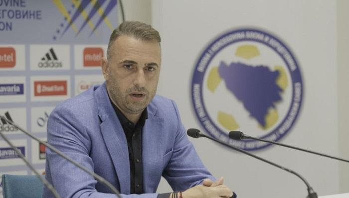 Тренер Боснии и Герцеговины Петев: Мы, Финляндия и Украина имеем равные шансы на второе место в группе