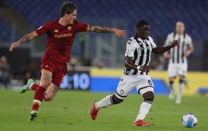 Рома – Удінезе. Відео огляд матчу за 23 вересня