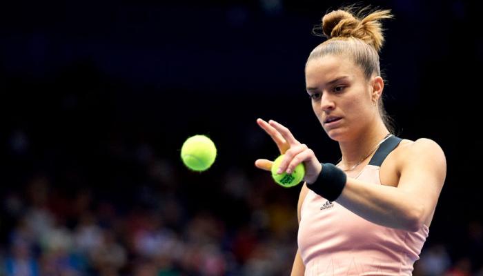 Контавейт и Саккари сыграют в финале турнира WTA в Остраве