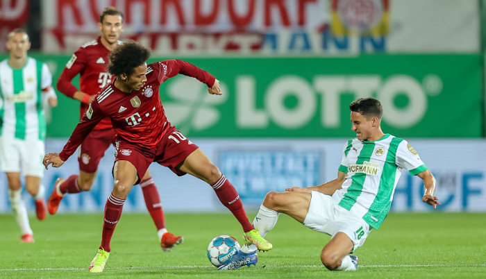 Бавария победила Гройтер Фюрт перед матчем с Динамо